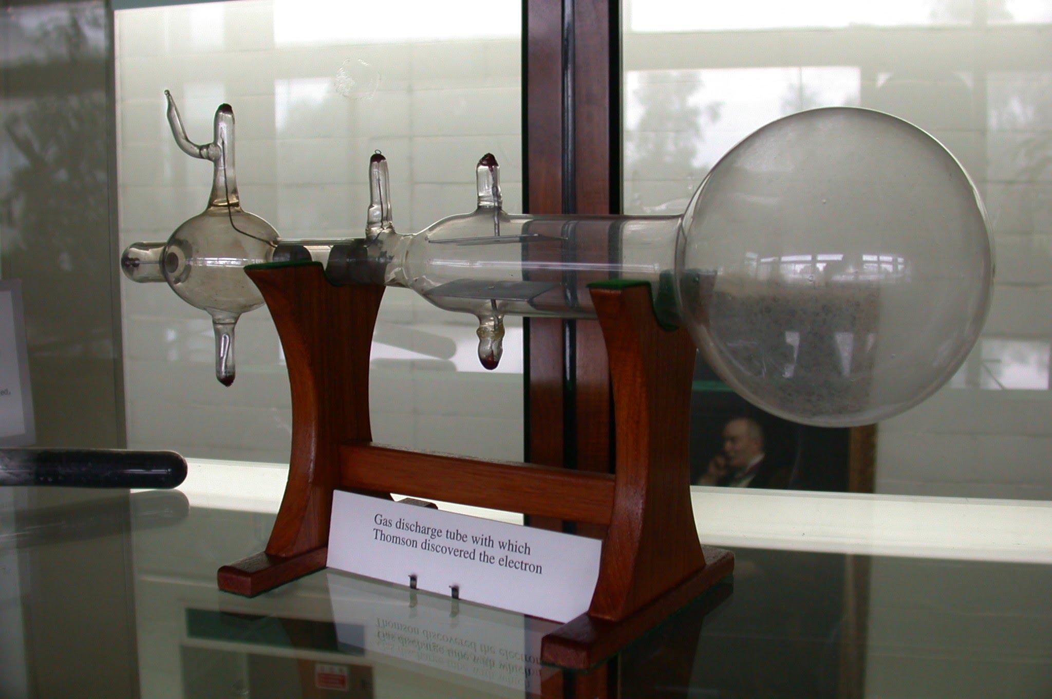 Thomson's Cathode Ray Tube